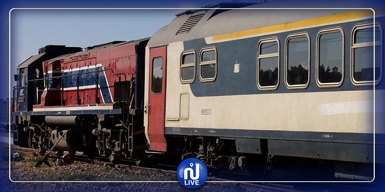 الدهماني:  الاعتداء على عون مراقبة داخل قطار