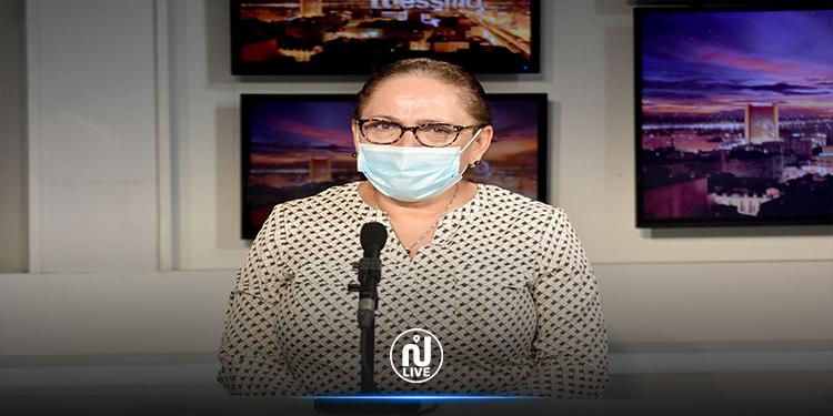 نصاف بن علية: مررنا إلى مرحلة التعايش مع كورونا(فيديو)
