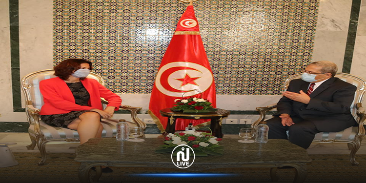 انتهاء مهام سفيرة بلغاريا بتونس