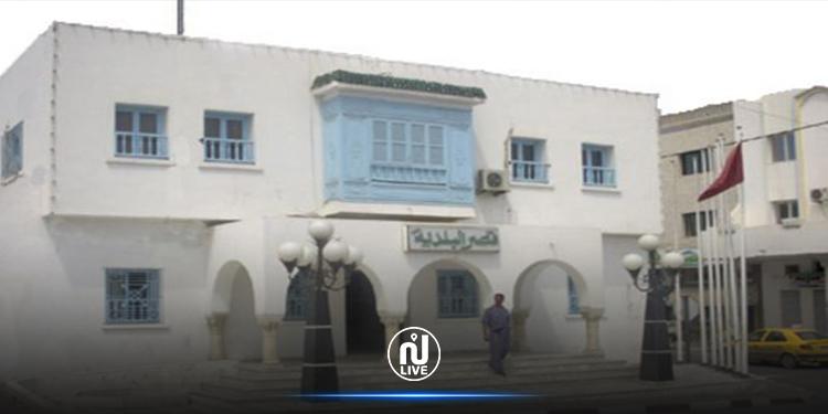 بعد تسجيل إصابات بكورونا:  غلق قسم الحالة المدنية ببلدية طبلبة