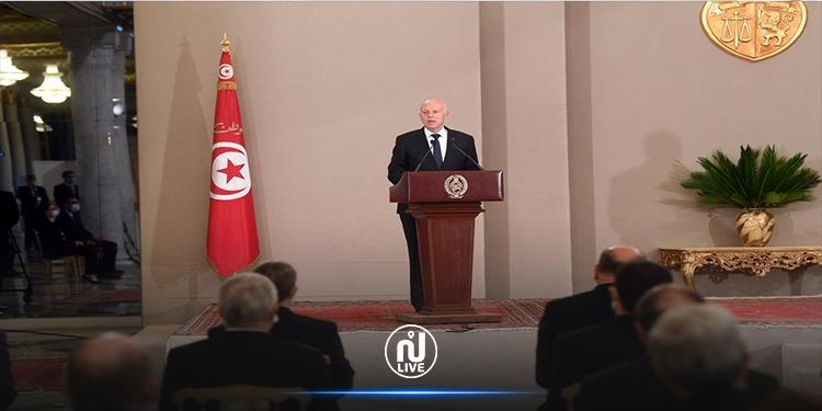 قيس سعيّد: تونس دولة واحدة ورئيسها واحد وديبلوماسيتها واحدة