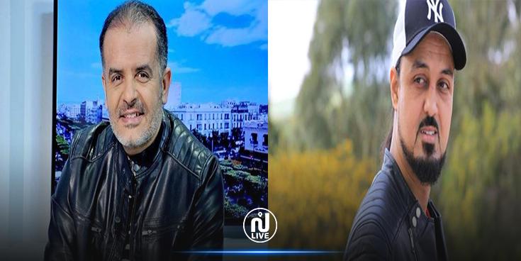 ''عامل فيها صاحبي'' توتر العلاقة بين محمد الجبالي ووليد الصالحي(فيديو)