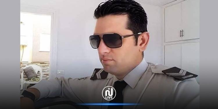 الوكيل رامي الإمام يغادر قسم الانعاش