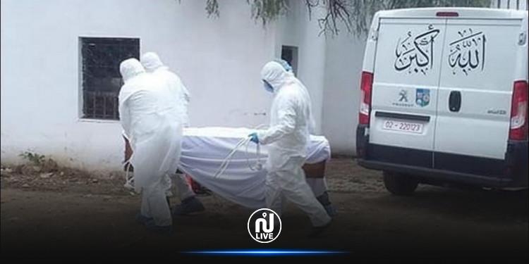 المهدية: وفاة ستيني بفيروس كورونا
