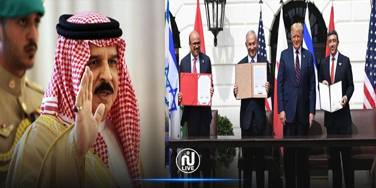 العاهل البحريني عن تطبيع العلاقات مع دولة الاحتلال: نحن من أطيب شعوب الارض