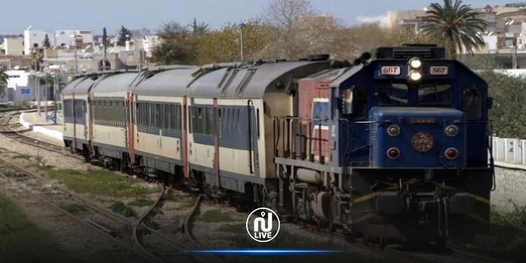 تحويرات على برنامج سير قطارات هذه الخطوط