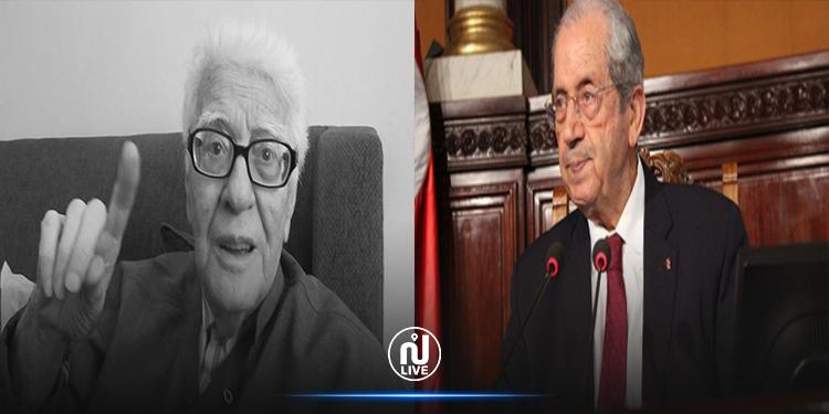 محمد الناصر: تمنيت أن تكون جنازة أحمد بن صالح وطنية