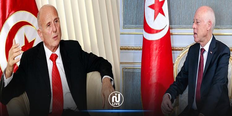 أحمد نجيب الشابي:'' شنوة قدم رئيس الجمهورية للقضية الفلسطينية بخلاف الخطابات؟''