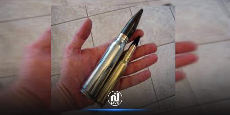 مدنين : مواطن يعثر على طلقة سلاح مضاد للطائرات