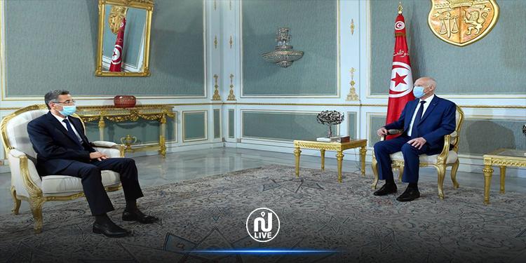 فحوى لقاء رئيس الجمهورية بوزير الداخلية
