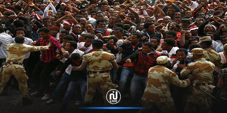 العثور على 70 مقبرة بعد اشتباكات دامية في أثيوبيا