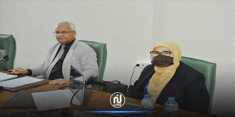 الإستماع إلى رئيس وأعضاء مجلس الهيئة العليا المستقلة للانتخابات