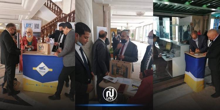 البريد التونسي يفتح مكتبا  جديدا في البرلمان