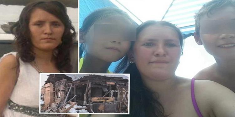 أنقذت أبنائها الخمسة  من موت محقق لكنها لم تنجو