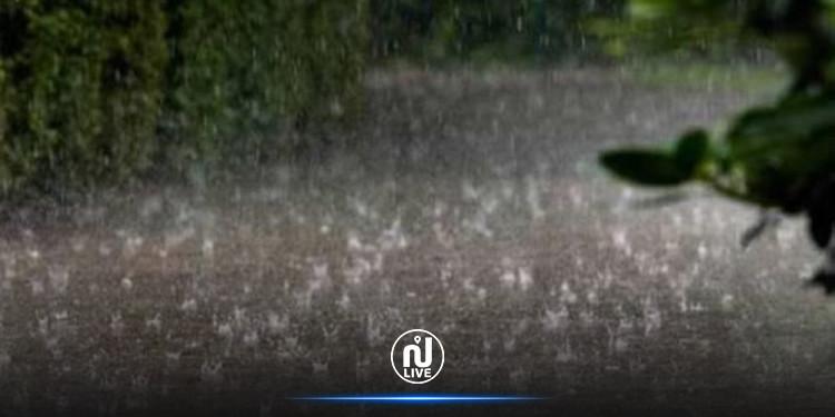 تطاوين: كميات الأمطار المسجلة خلال الـ 24 ساعة الأخيرة