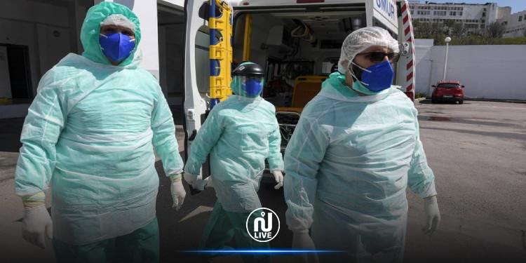 وزارة الصحة:  1295 إصابة جديدة بفيروس كورونا