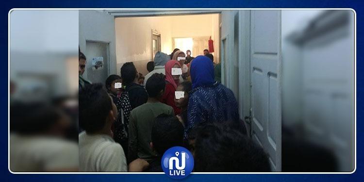 سجنان: إرتفاع حصيلة التلاميذ المصابين بالتسمم