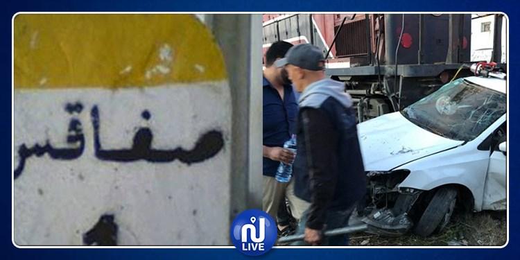 صفاقس: إغلاق السكة الحديدية بعد حادث قاتل