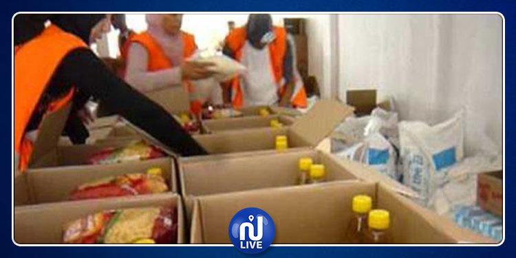 قبلي: توزيع 1350 مساعدة وطنية لفائدة العائلات المعوزة