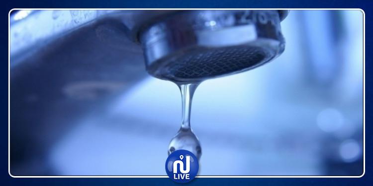 اضطراب وانقطاع الماء الصالح للشرب في هذه المنطقة