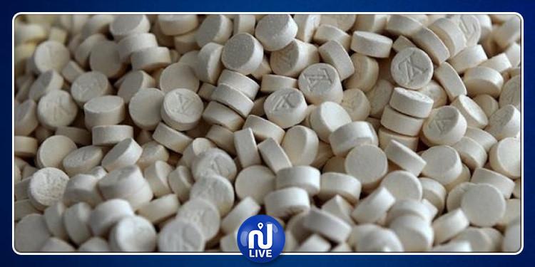 سليانة: حجز أكثر من 400 قرص مخدر