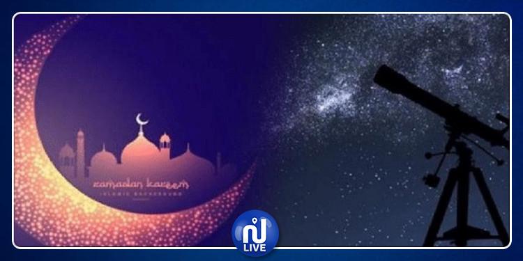 موعد عيد الفطر فلكيا حسب المعهد الوطني للرصد الجوي