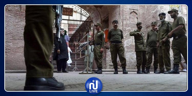 باكستان: تفجير يستهدف مسجدا خلال صلاة الجمعة