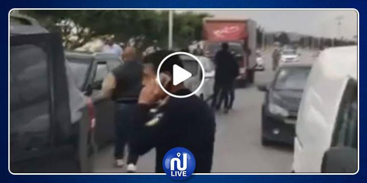 فضيحة: السلطات الجهوية بجندوبة تمنع شاحنات خليل تونس من دخول مدينة بوسالم