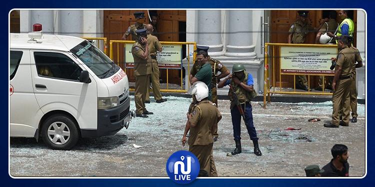 الإنتربول يعتقل مشتبه به رئيسي في هجمات سريلانكا
