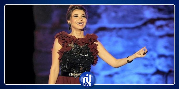 نانسي عجرم حصريا على ركح هذا المهرجان التونسي