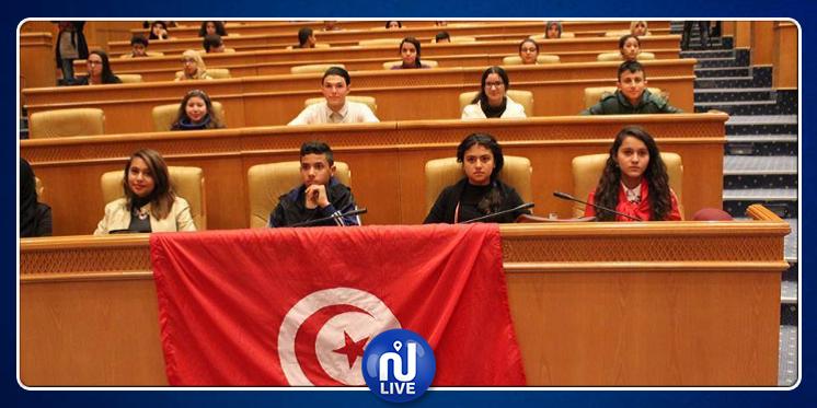 مهيب الرزقي: أول طفل تونسي من ذوي الاحتياجات الخاصة يفوز برئاسة برلمان الطفل