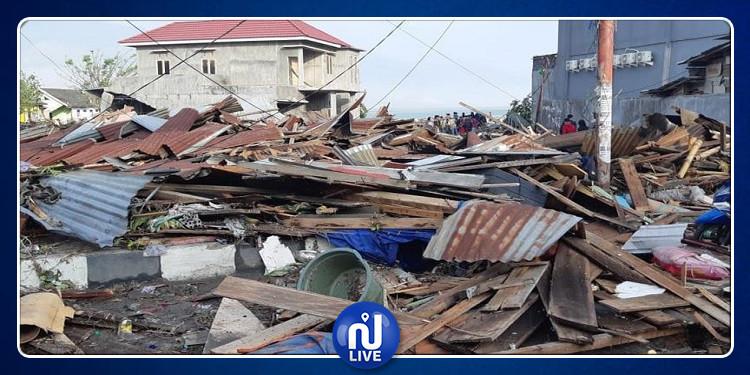 زلزال عنيف بقوة 7.3 درجة يضرب أندونيسيا