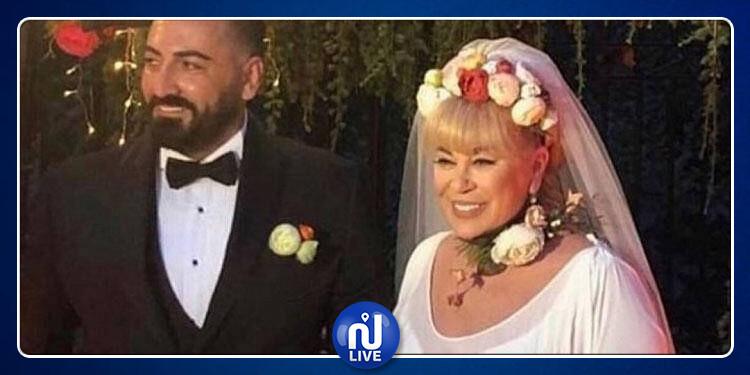 طلاق مغنية تركية بعد يوم من زواجها بشاب يصغرها بـ27 سنة