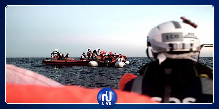 إيطاليا تمنع 42 مهاجرا من دخول أراضيها