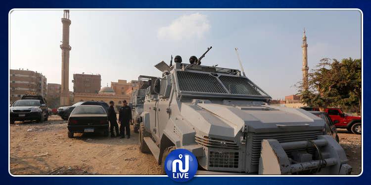 الداخلية المصرية: مقتل 8 عناصر إرهابية جنوبي العريش