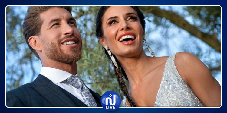 ''راموس'' يحتفل بزواجه وسط حضور أشهر لاعبي العالم (صور)