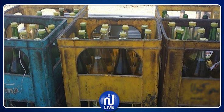 أريانة: حجز 700 لتر من الزيت النباتي المدعّم
