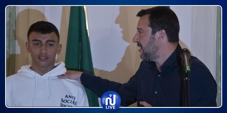 أنقذ 51 تلميذا من حريق: منح الجنسية الإيطالية لطفل مصري