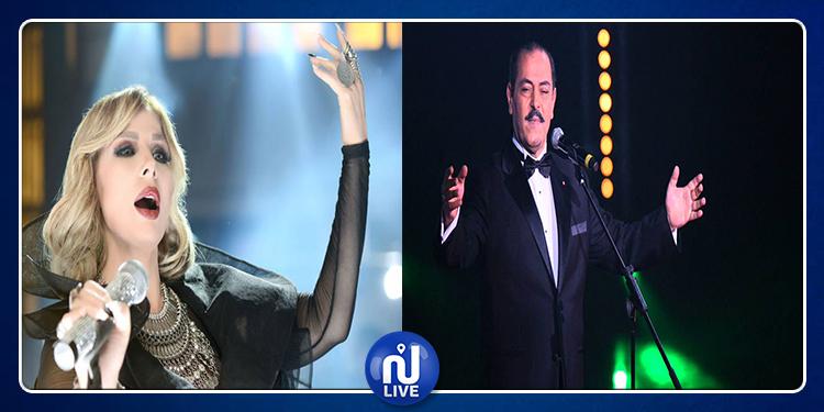 صوفية صادق ولطفي بوشناق يؤثثان حفلات مهرجان جرش الدولي