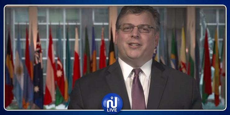 سفير أمريكا يهنّئ التونسيين بعيد الفطر (فيديو)