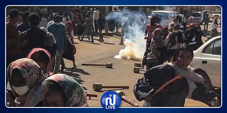 السودان: وفاة متظاهر متأثرا بإصابته بطلق ناري