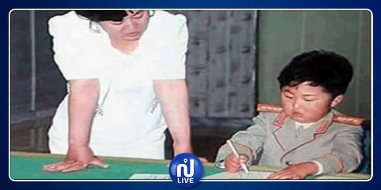 تفاصيل مثيرة عن طفولة كيم جونغ أون (صور)