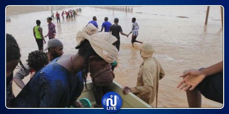 Inondations meurtrières en Libye