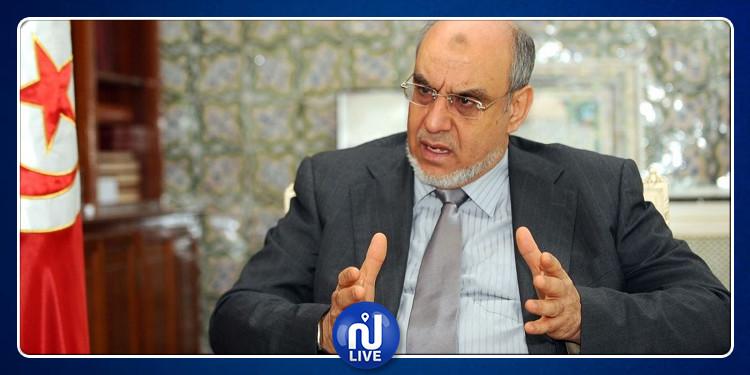 حمادي الجبالي: تنقيح مشروع القانون الانتخابي سقوط أخلاقي وسياسي