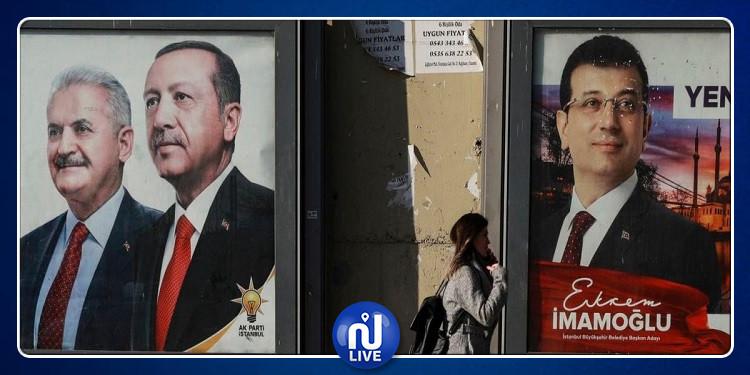 تقدّم حزب المعارضة: النتائج الأولية لانتخابات بلدية إسطنبول