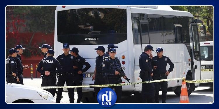 تركيا: إحباط عمليات إرهابية بعدد من المناطق