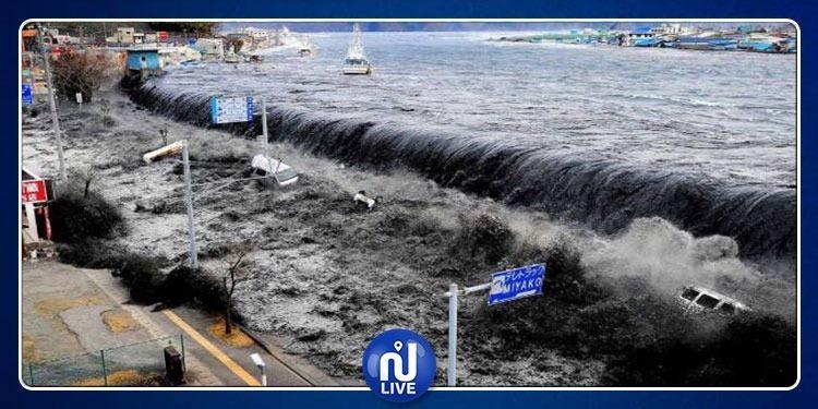 زلزال بقوة 7.1 درجة وتحذير من تسونامي في أندونيسيا