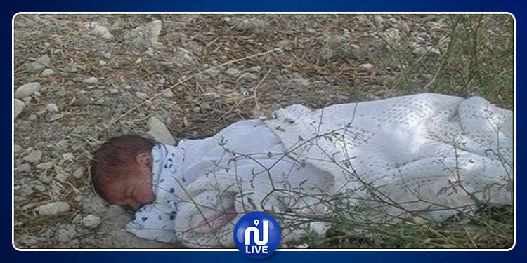 سيدي بوزيد: العثور على رضيع مخطوف تحت شجرة زيتون