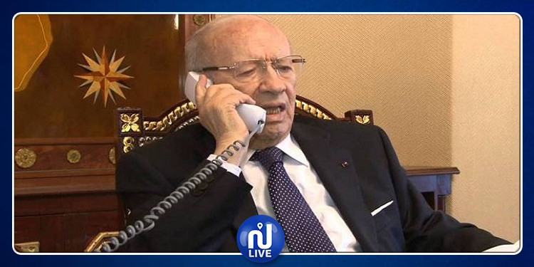 رئيس الجمهورية يتصل بعائلتي الشهيدين مهدي الزمالي وعبد الكريم الأخضر