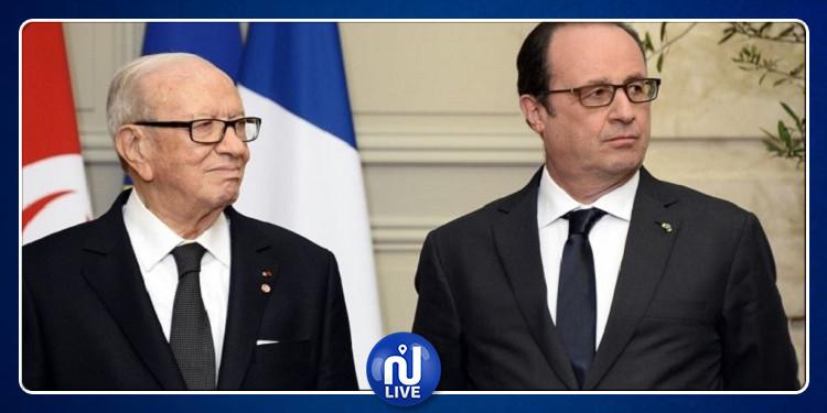 فرنسوا هولاند: تونس فقدت مدافعا شرسا عن الديمقراطية